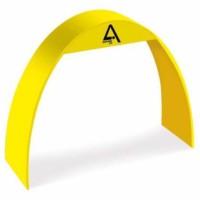 stand tissu arche