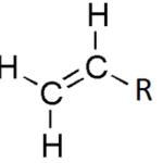 Formule chimique vinyle