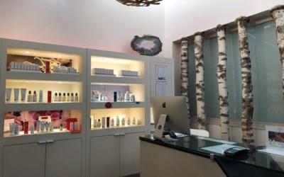 décoration adhésive boutique