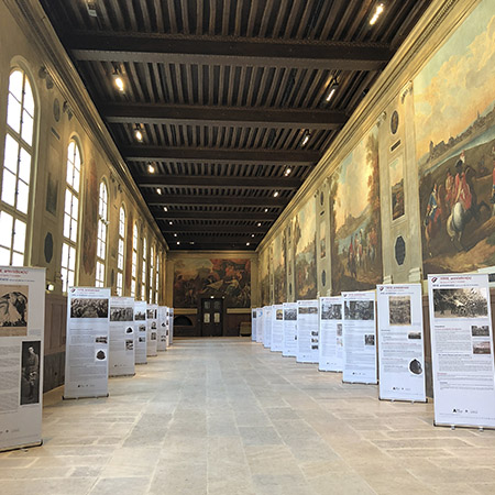 musée de l'armée exposition armistices 14-18