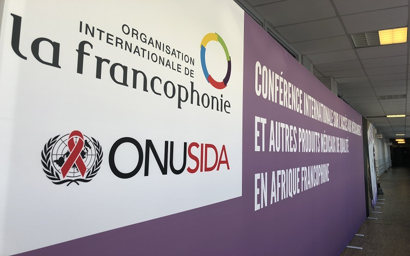 francophonie stands modular