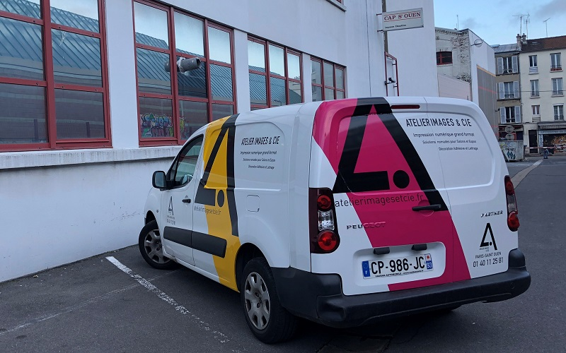 covering voiture camion