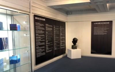 panneaux exposition muséographie
