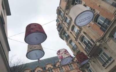décoration événementielle de rue