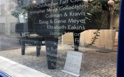 horaires vitrine boutique