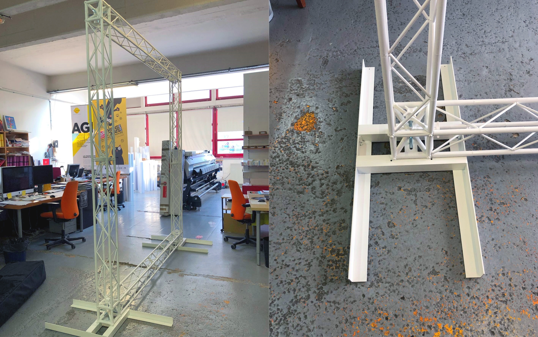structure truss