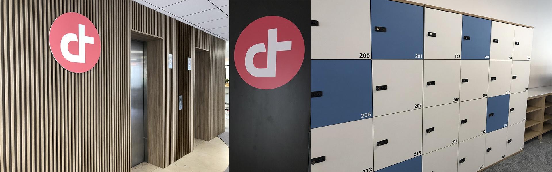 décoration siège social