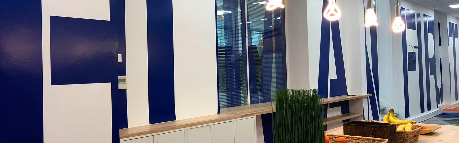 décoration bureaux siège social