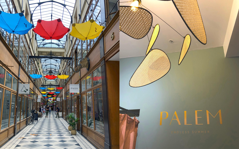 décoration commerce