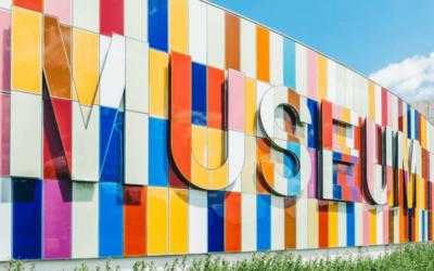 signaletique musee impression numerique