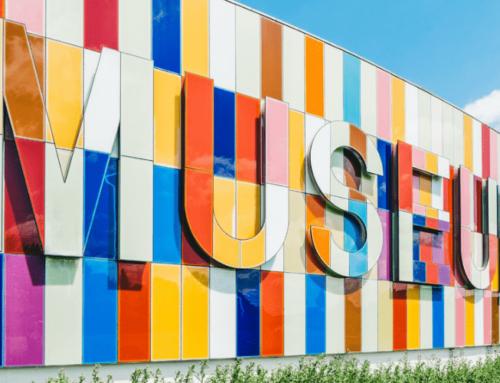 Quand l'impression numérique révolutionne la signalétique des musées