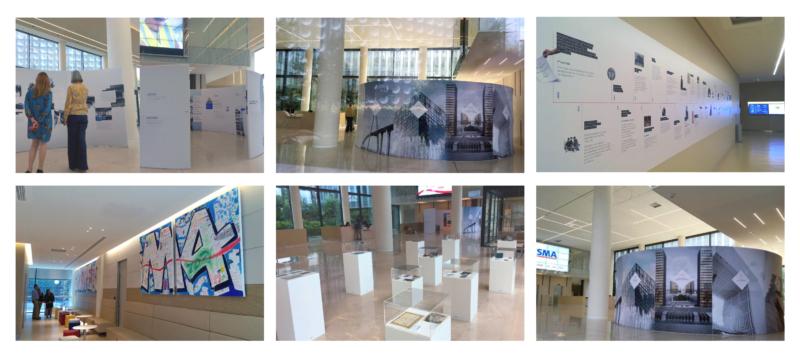 exposition entreprise SMA