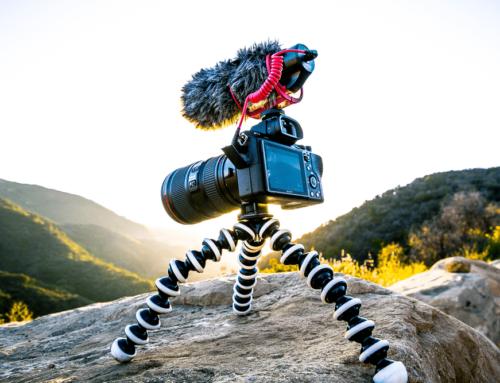 Conseils pour habiller le fond vidéo de votre Vlog