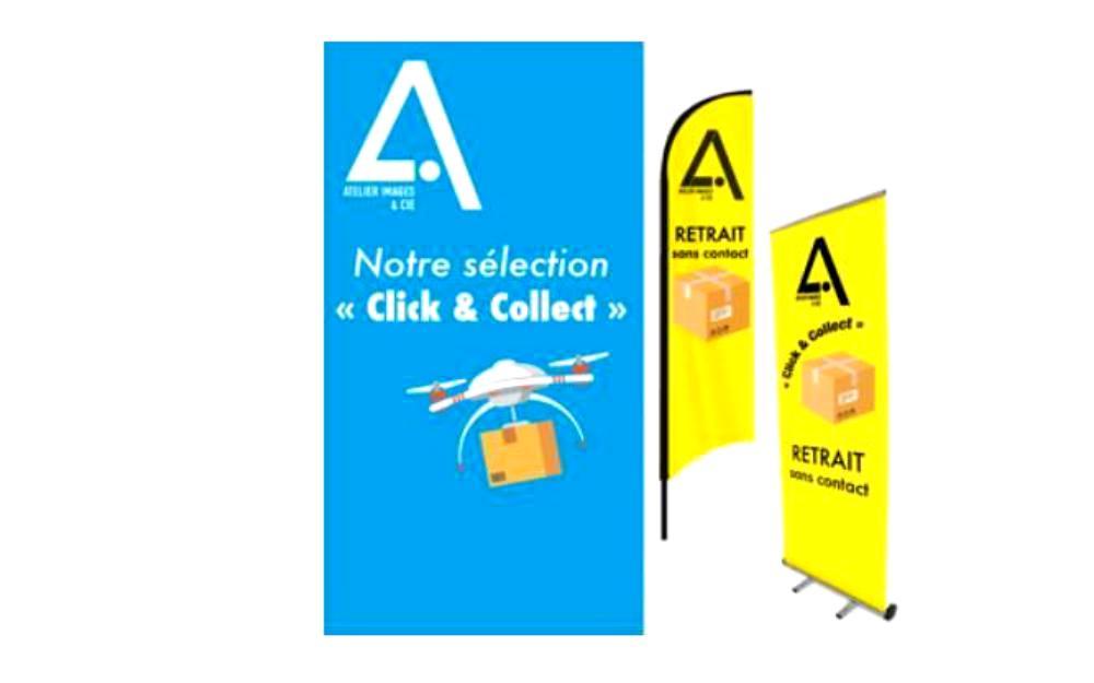 commande boutique click & collect