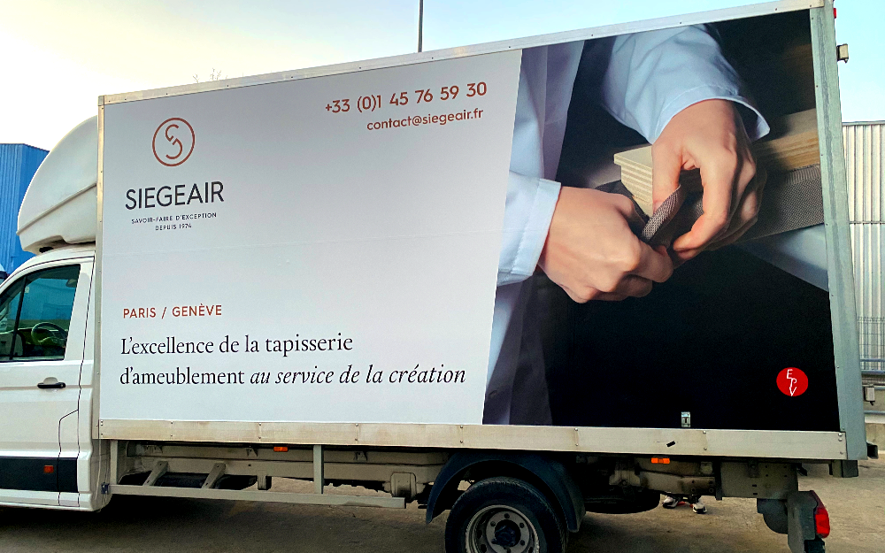comment habiller covering voiture camion siegeair
