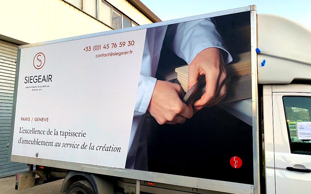 comment habiller covering voiture camion