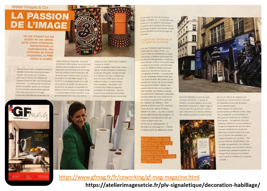 GF Mag Atelier Images Cie