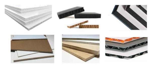 les materiaux d'impression bois plastique